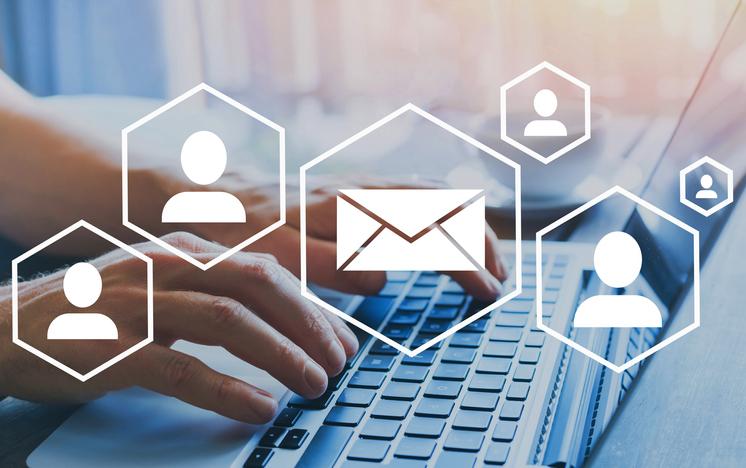 Digital Mailroom Service