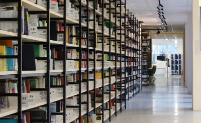 Archive of historical documents that can be digitized with document scanning for easy management