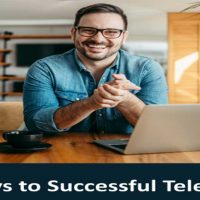 5 keys to successful telework and working remotely